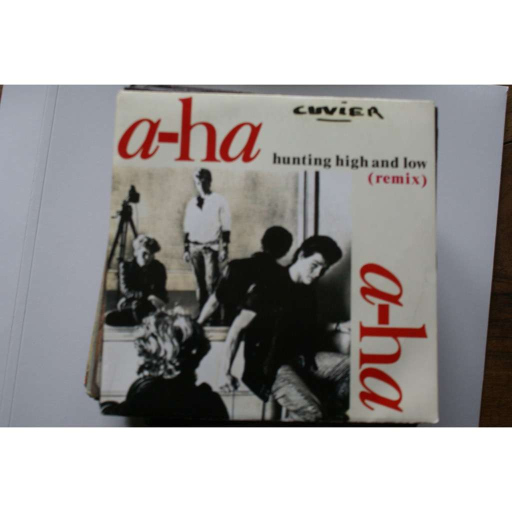 a-ha a-ha - Hunting High And Low (Remix)