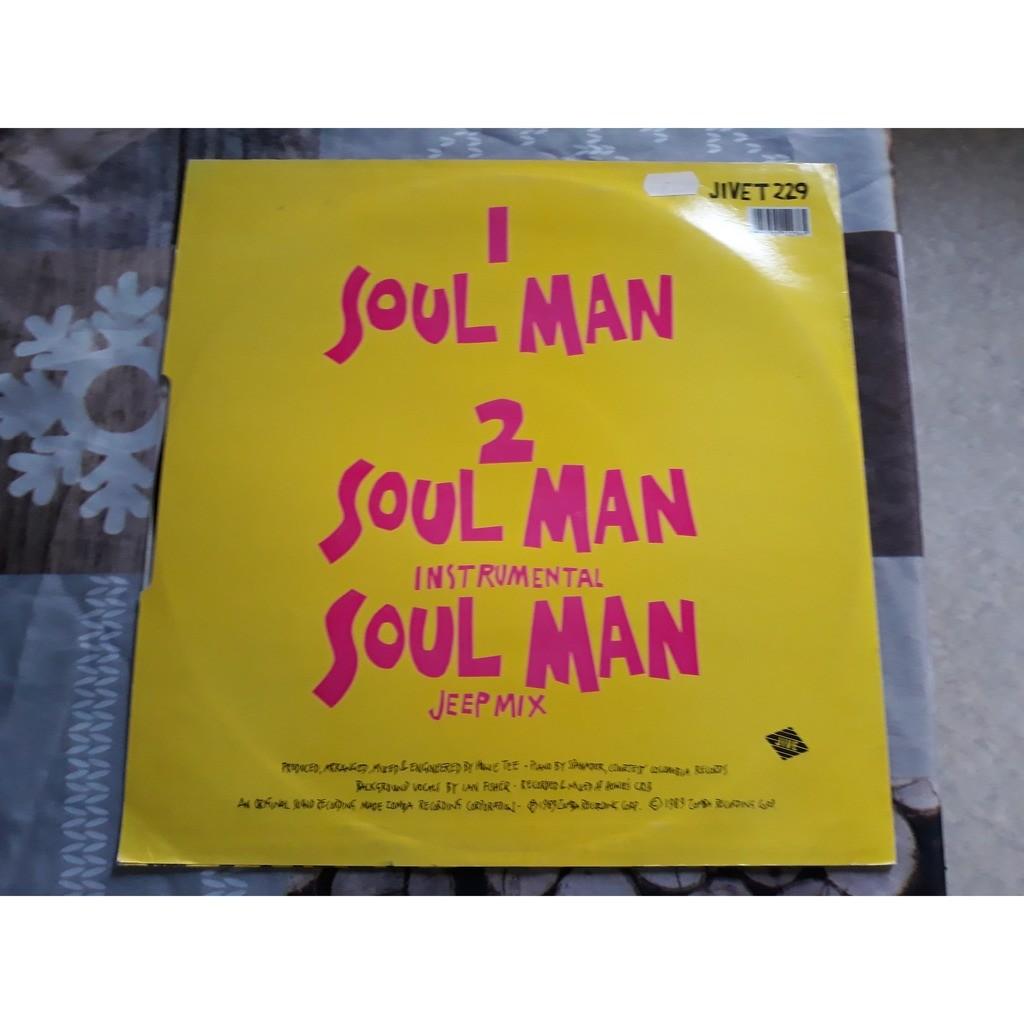 Isidore (3) Aka Izzy Ice - Soul Man (12) Isidore (3) Aka Izzy Ice - Soul Man (12)