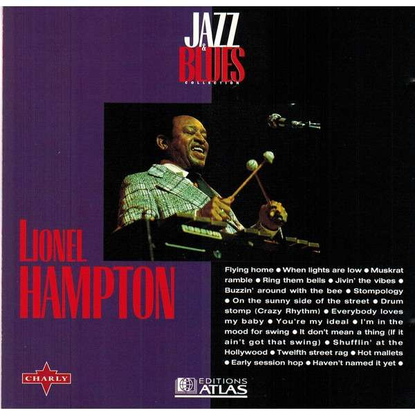 Lionel Hampton jazz & blues collection n°71 ( Compilation, Remastered 18 tracks )