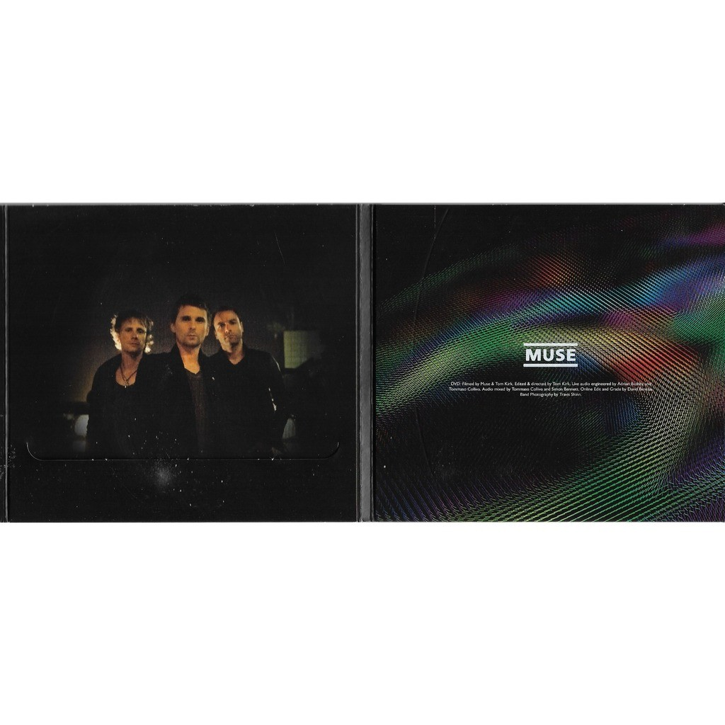 MUSE 2ND LAW