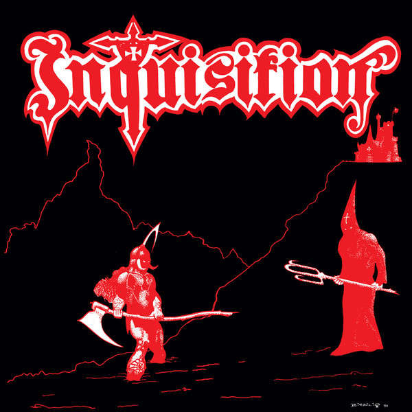 Inquisition Anxious Death / Forever Under