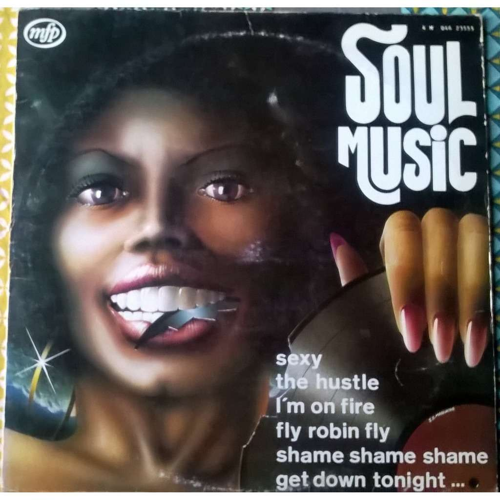 The Philly Soul Corporation Soul Music = Soul Hits (Vol  2)