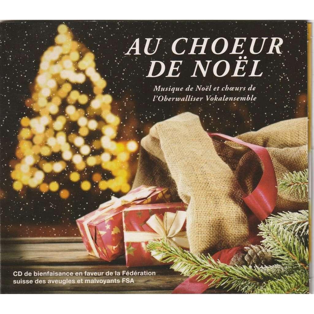 Deco De Noel Originale oberwallisser vokalensemble au choeur de noel