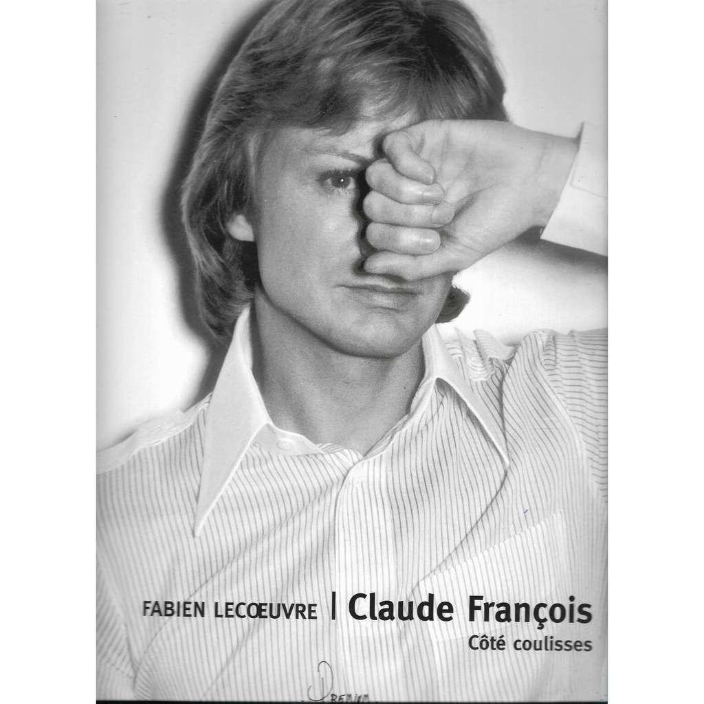 Claude François Côté Coulisses Fabien Lecoeuvre
