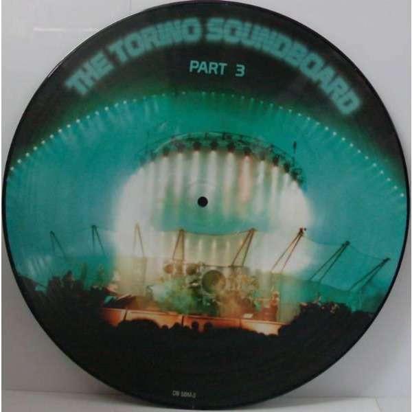 Pink Floyd The Torino Soundboard Part 3 (Euro Ltd 6-trk live LP Picture  Disc)