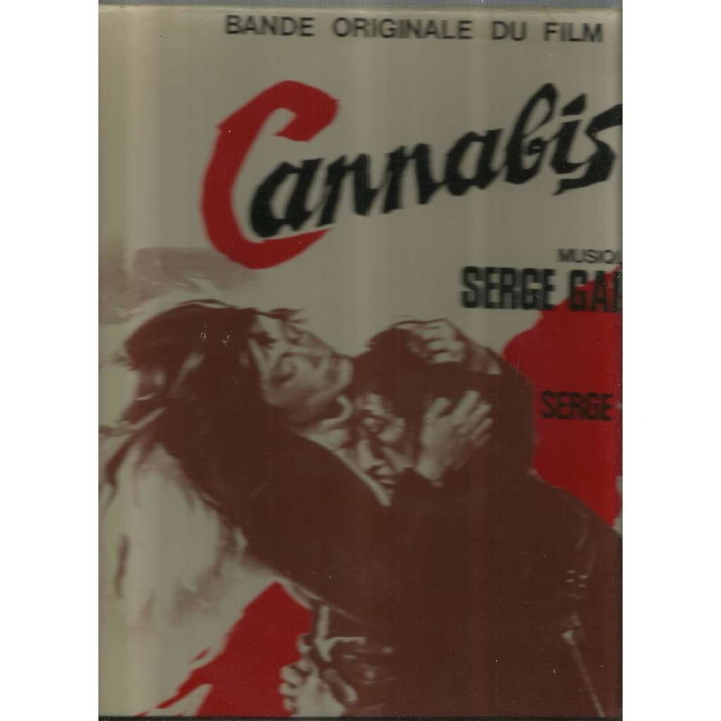 serge gainsbourg cannabis ORIGINAL