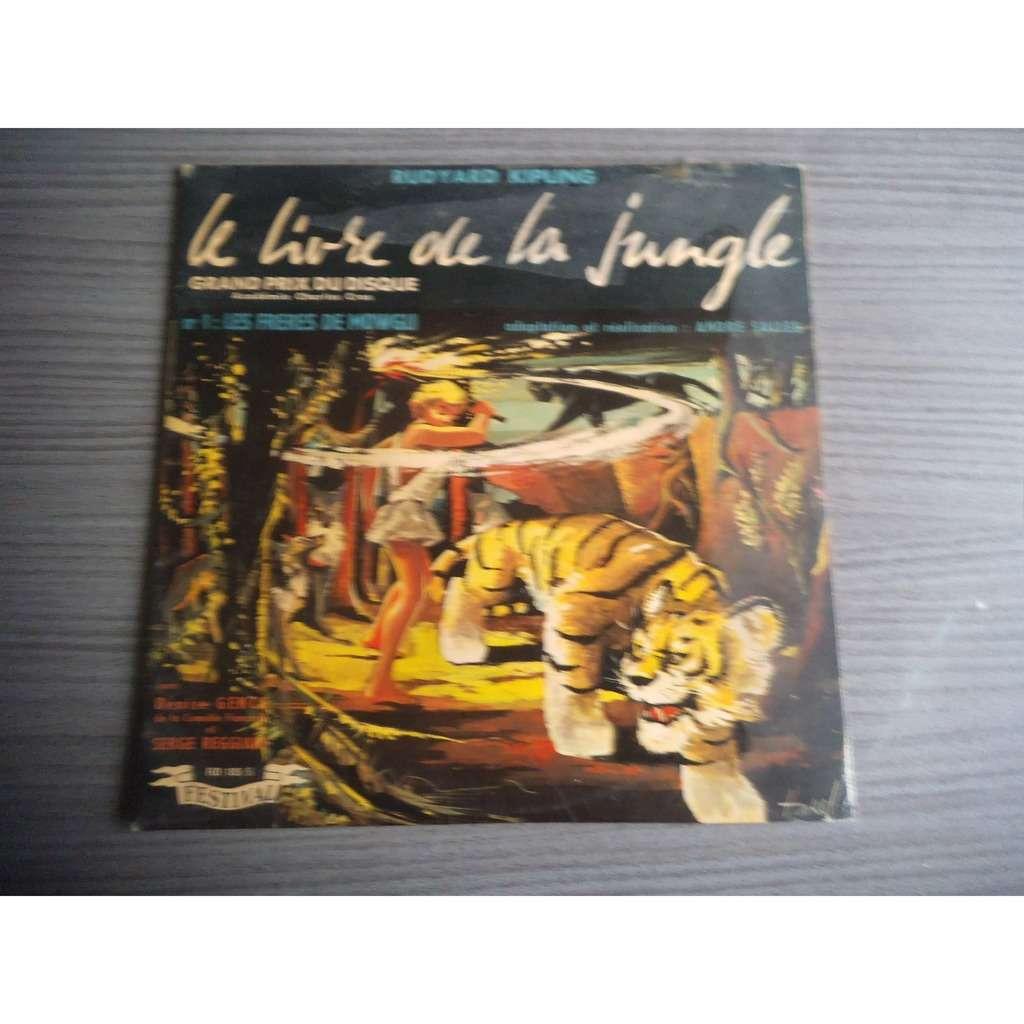 Rudyard Kipling Mowgli Le Livre De La Jungle N 1 Les Freres De Mowgli