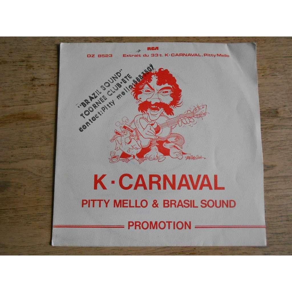 pitty mello et brazil sound k-carnaval - sharon tate (promo)