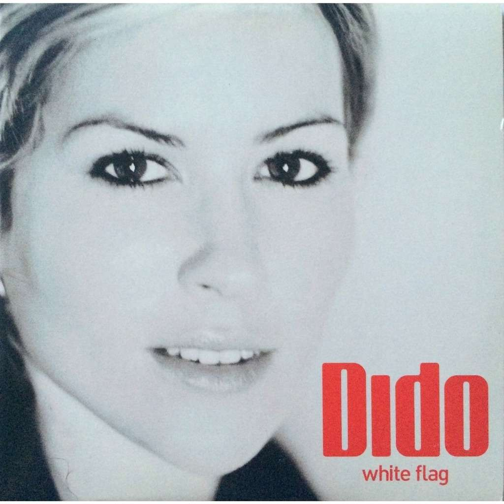 DIDO - WHITE FLAG (EURO PRESSING 2 TRK 1 MAXI-CD CARD SLEEVE)