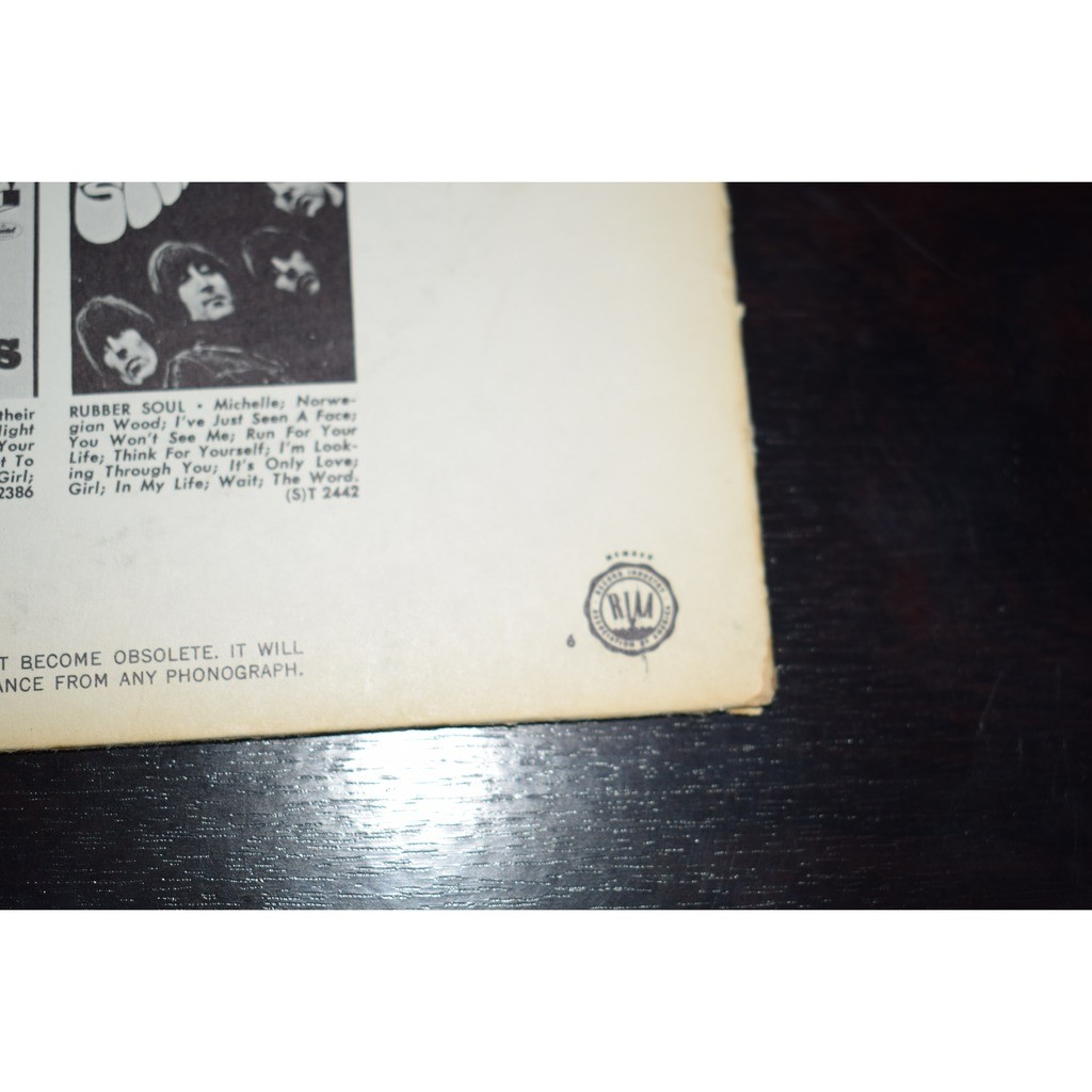 Yesterday and today by The Beatles, LP with keni66