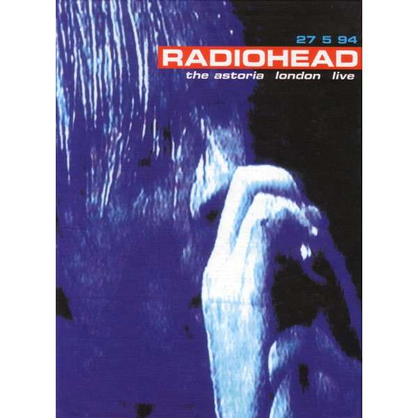 RADIOHEAD - 27 5 94 THE ASTORIA LONDON (SEALED GER. PRESSING 1 DVD CARDBOARD COVER)