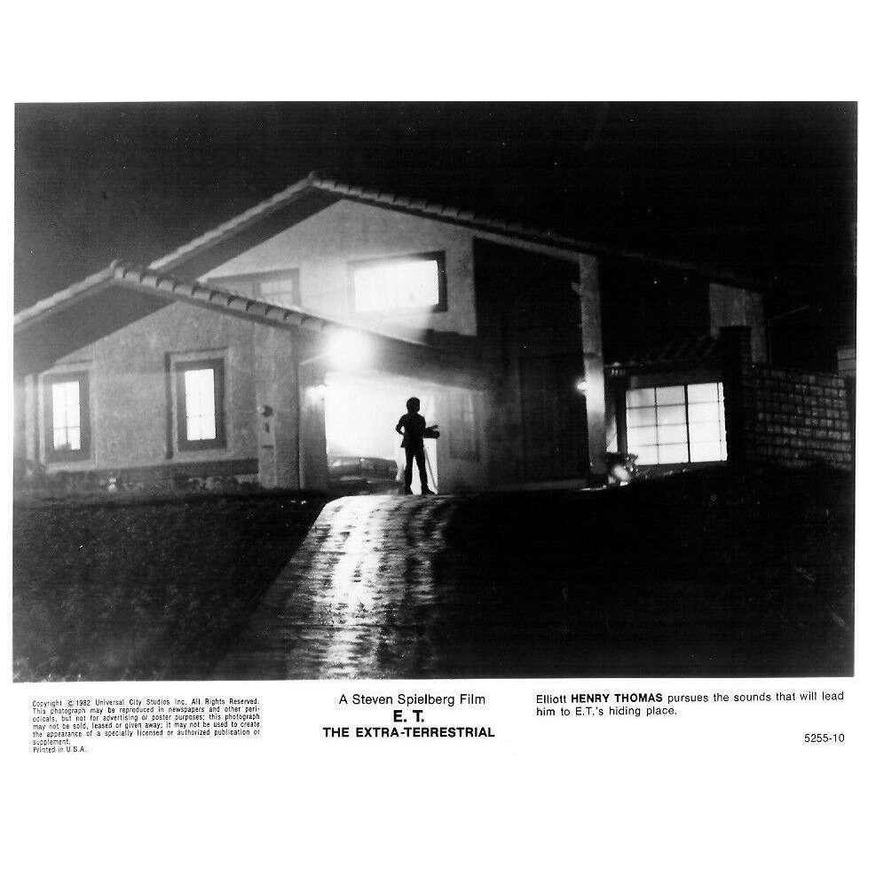 Spielberg Steven E.T. l' EXTRA- TERRESTRE