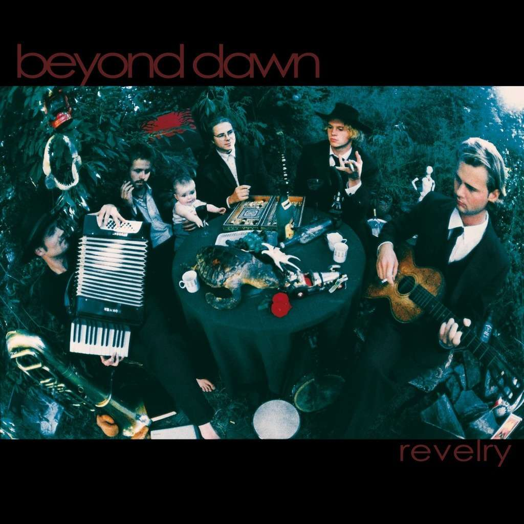 BEYOND DAWN Revelry. Black Vinyl