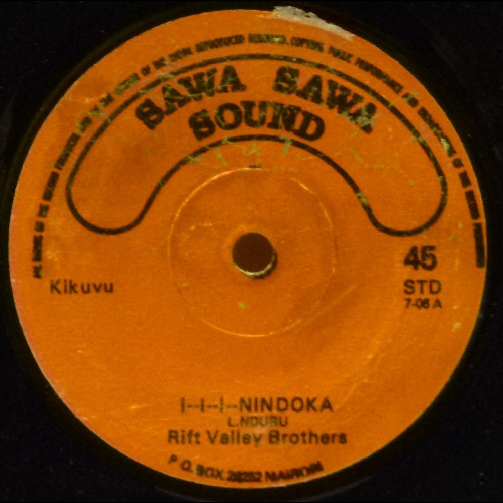 RIFT VALLEY BROTHERS I i i nindoka / muhiki waku nitwendantre