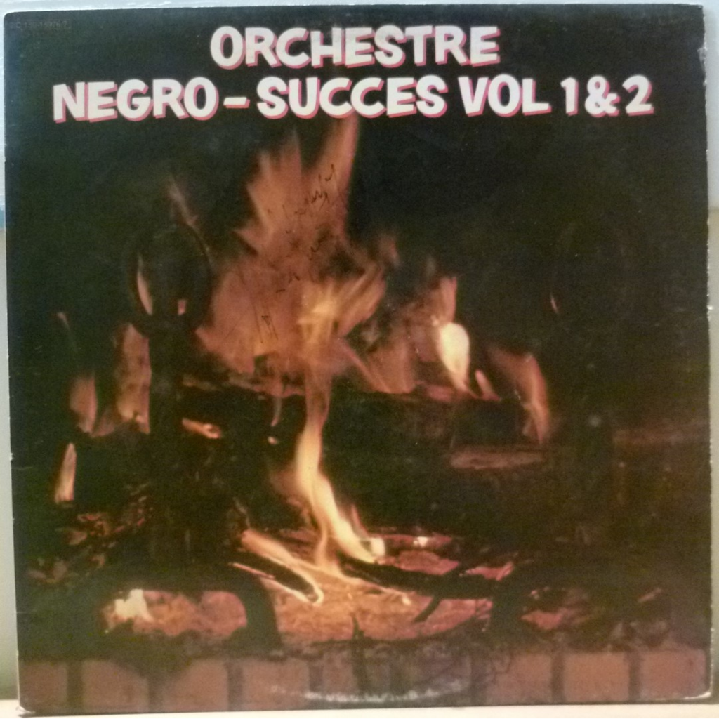 ORCHESTRE NEGRO SUCCES Vol 1 & 2