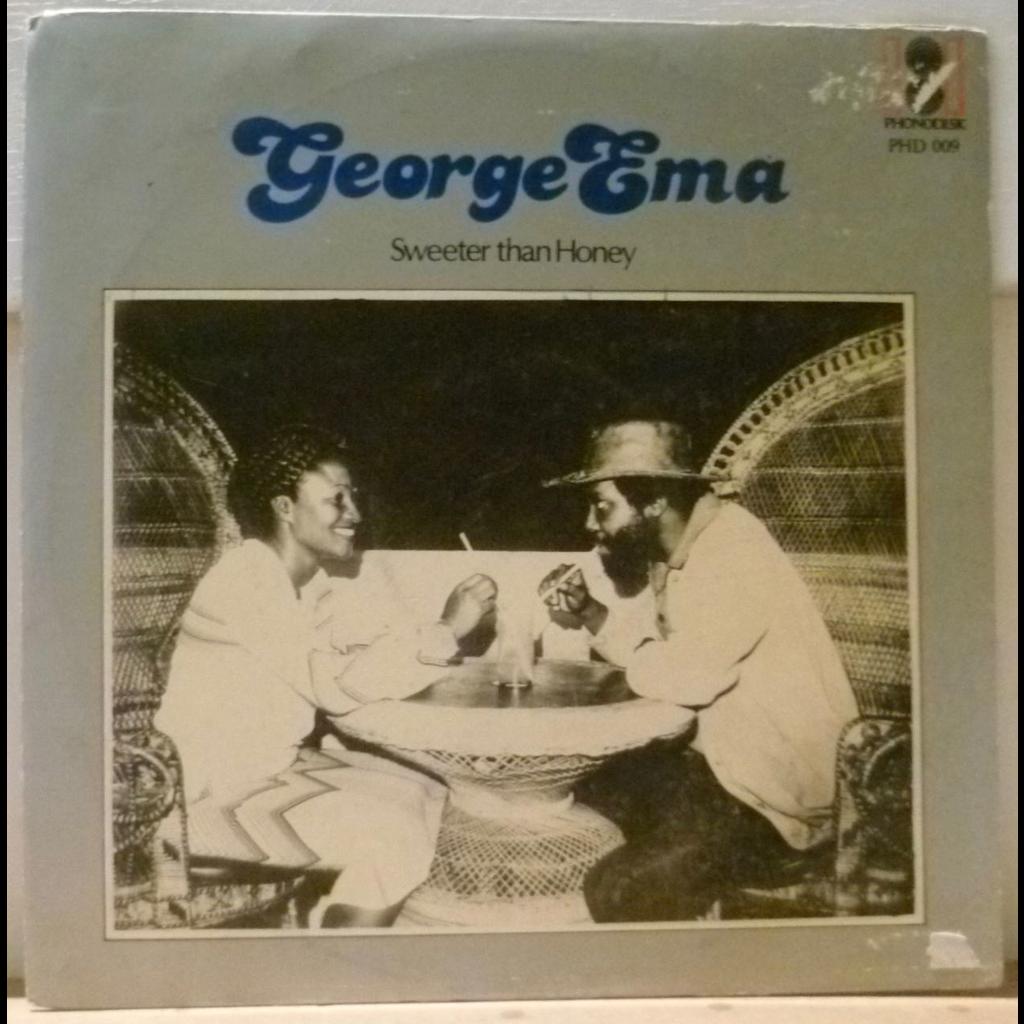 GEORGE EMA Sweeter than honey