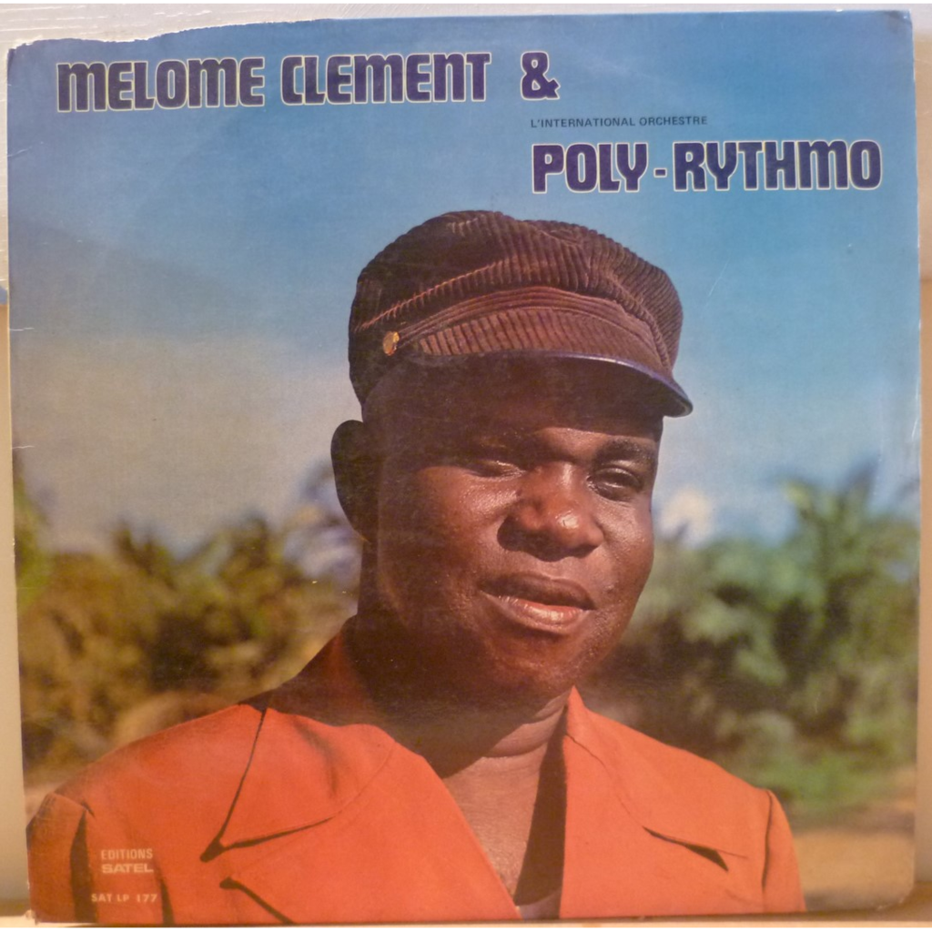 MELOME CLEMENT S/T - Jolie Mariama