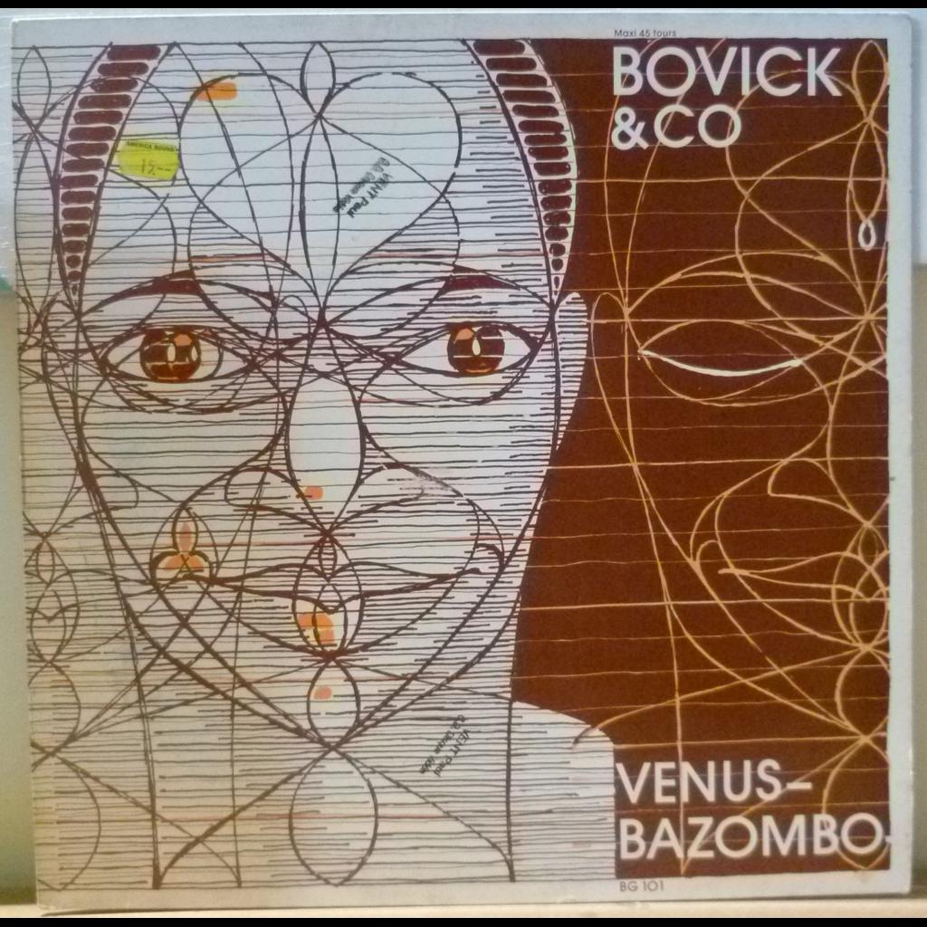 BOVICK & CO Venus / Bazombo