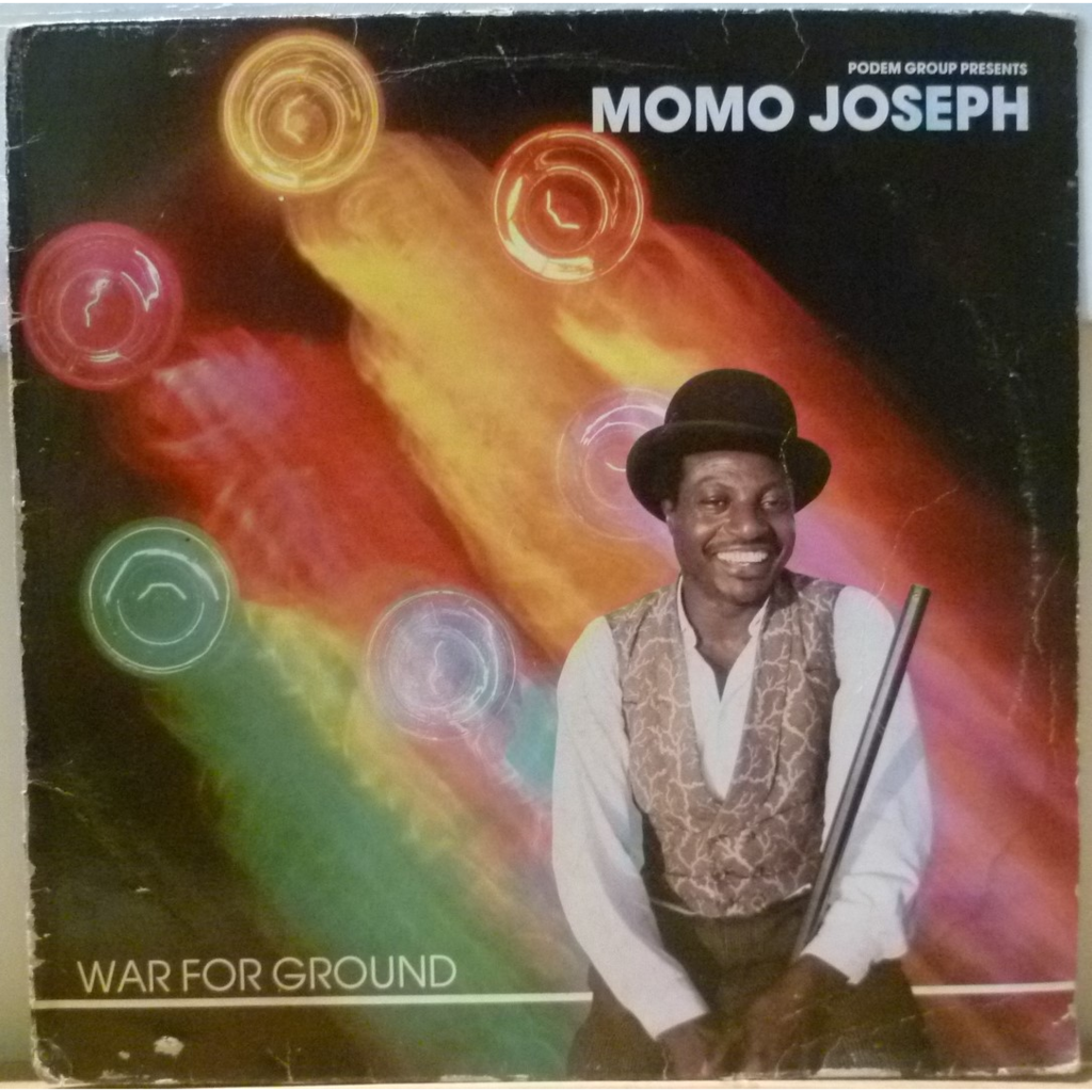 Momo Joseph War for ground