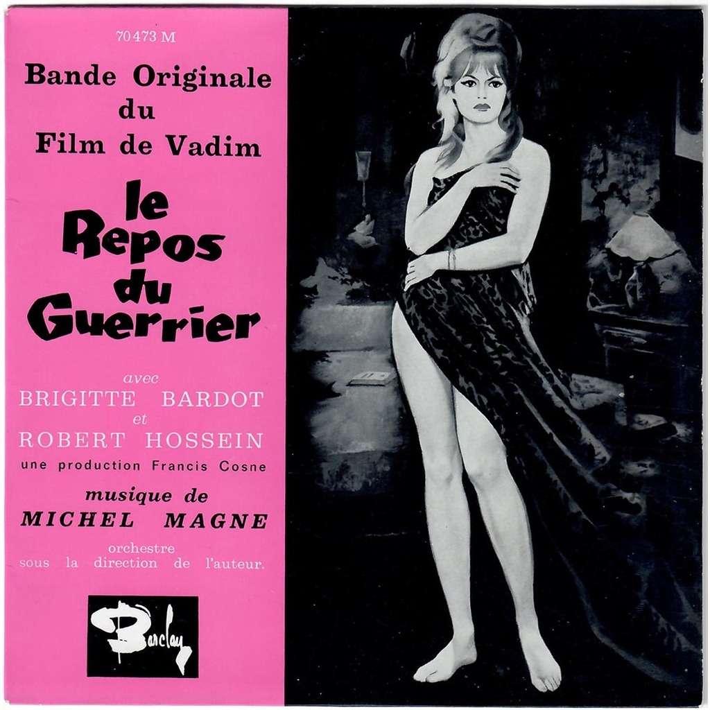 MICHEL MAGNE Le Repos Du Guerrier - Brigitte Bardot