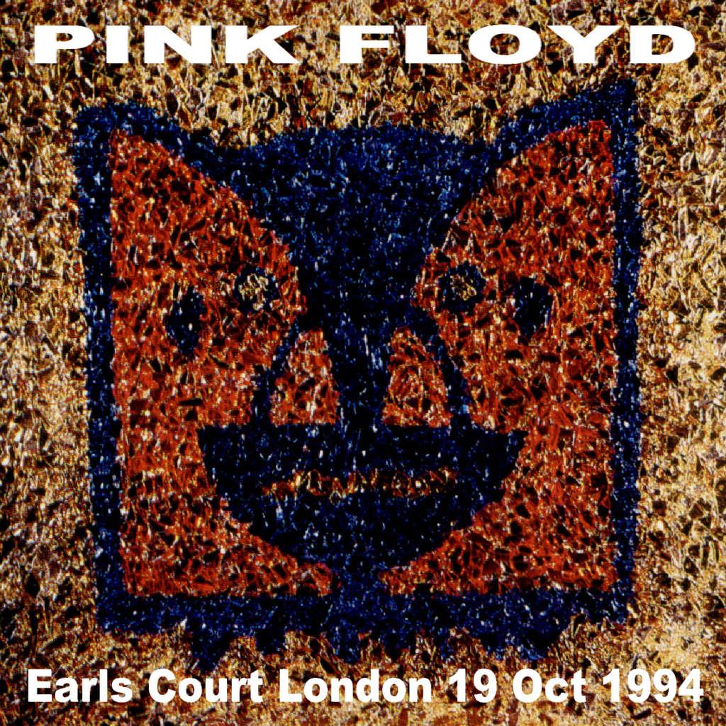 PINK FLOYD EARLS COURT 94 SEVENTH NIGHT