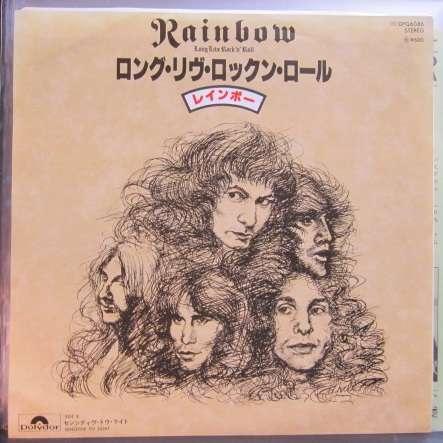 Rainbow Long Live Rock 'N' Roll/Sensitive Light