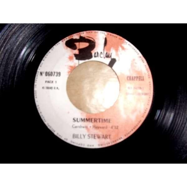 Billy Stewart Summertime / Canadian Sunset