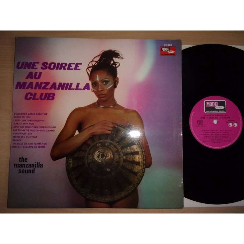 Manzanilla Sound ; The Une Soiree Au Manzanilla Club