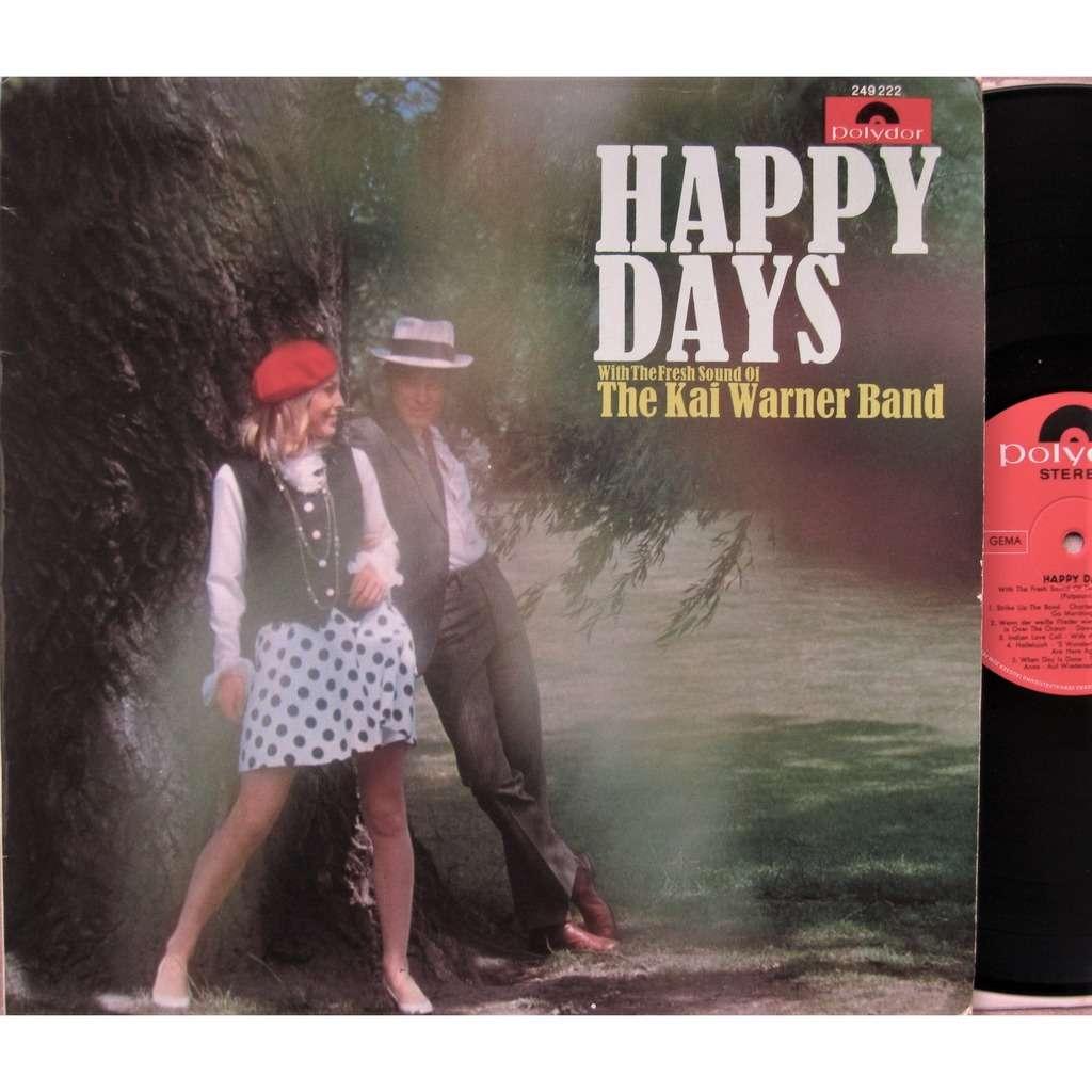 kai warner band happy days (goldtimer II)