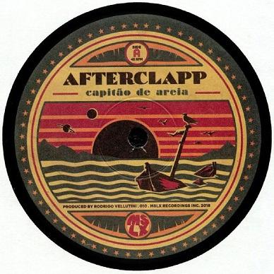 Afterclapp Capitão De Areia / Beiramar