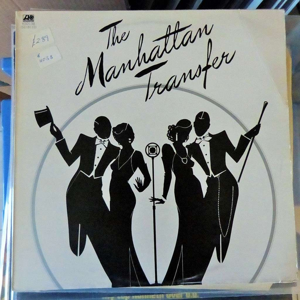 THE MANHATTAN TRANSFER THE MANHATTAN TRANSFER