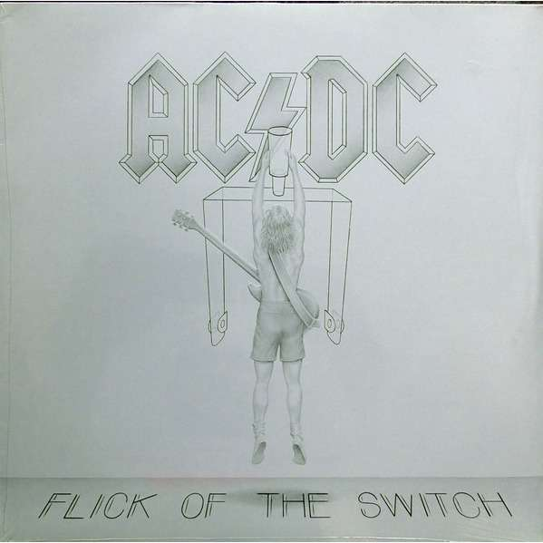 AC/DC Flick Of The Switch (lp)