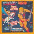 ALAIN - J.F. PORRY - G. SALESSES - musclor et she-ra - 45T (SP 2 titres)