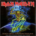 IRON MAIDEN - Legacy of The Beast European Tour 2018 Live In Stockholm (2xcd) Ltd Edit Digipack -E.U - CD x 2