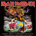 IRON MAIDEN - Legacy of The Beast European Tour 2018 Sweden Rock Festival (2xcd) Ltd Edit Digipack -E.U - CD x 2