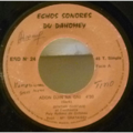 BENTHO GUSTAVE & ORCHESTRE POLY RYTHMO - Adon djin na gni / Honton kan do go me - 7inch (SP)