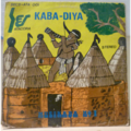 KABA DIYA - Musikaba nø 1 - LP