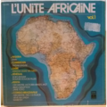 V--A FEAT. M'BAYE ABDOUL, VICTORIA KINGS - L'unite africaine - LP