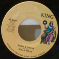 WILLY WILEY - Push & shove / Just be glad - 7inch (SP)