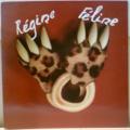 REGINE FELINE - S/T - Se kon sa mwen lei - LP