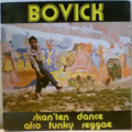 BOVICK - Skan' ten dance - Afro funky reggae - LP