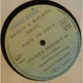 BRIGIT & MICHOT DHIN - Face to face - 12 inch 33 rpm