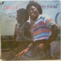 DIZZY K FALOLA - Be my friend - LP
