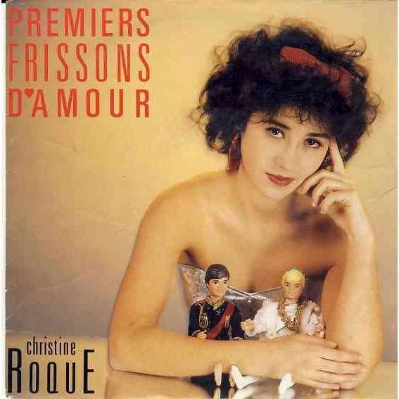 Christine Roque Premiers Frissons d'amour / Instrumental