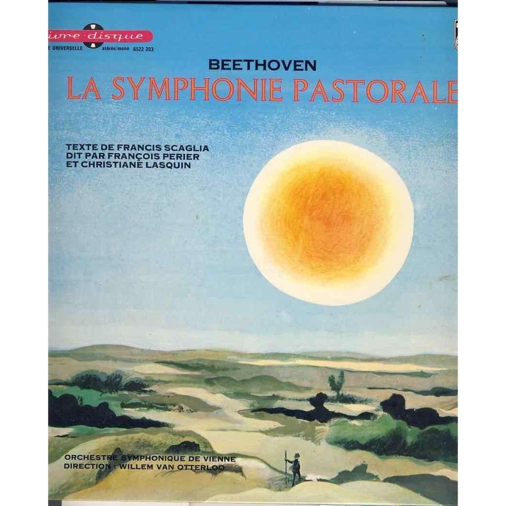 Francois Perier Francis Scaglia Christiane Lasquin La symphonie Pastorale