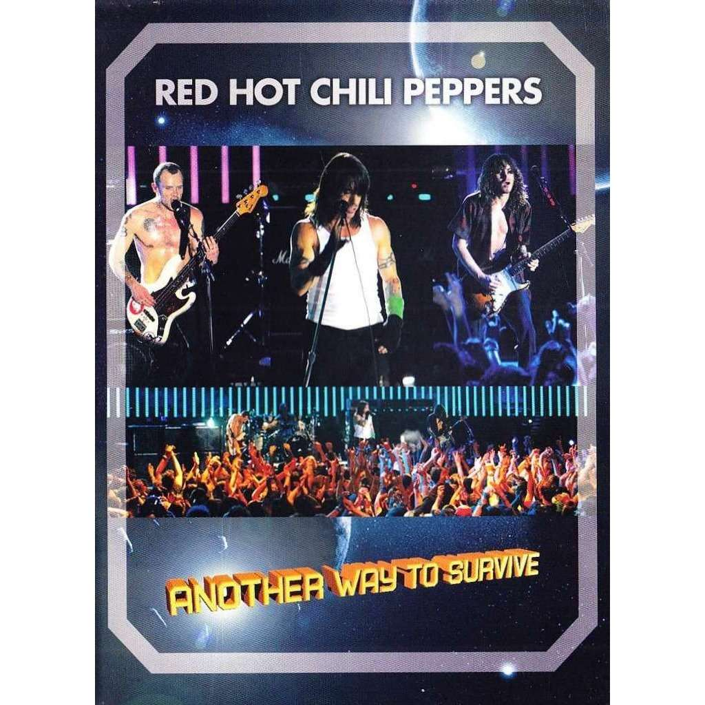 RED HOT CHILI PEPPERS - ANOTHER WAY TO SURVIVE (ALCATRAZ, MILAN, ITALY,  APRIL, 29, 2006 + TOP OF THE POPS, BBC TV, LONDON, U K , APRIL, 14, 2006 +