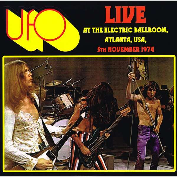 UFO Live At The Electric Ballroom (lp)