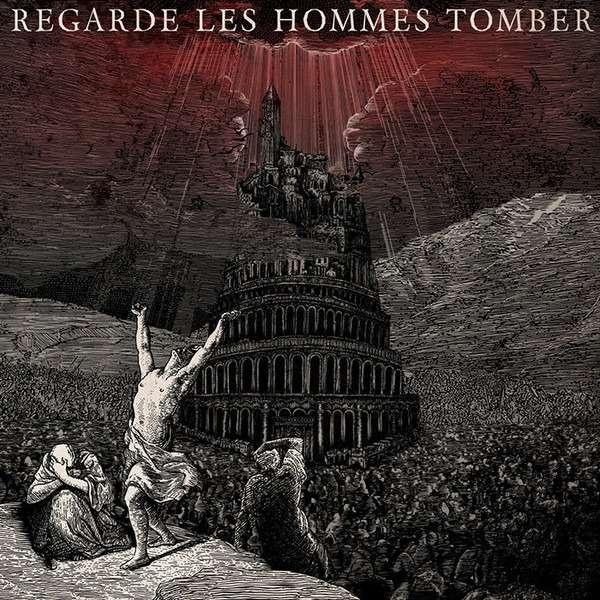 REGARDE LES HOMMES TOMBER Regarde Les Hommes Tomber. Splatter Vinyl