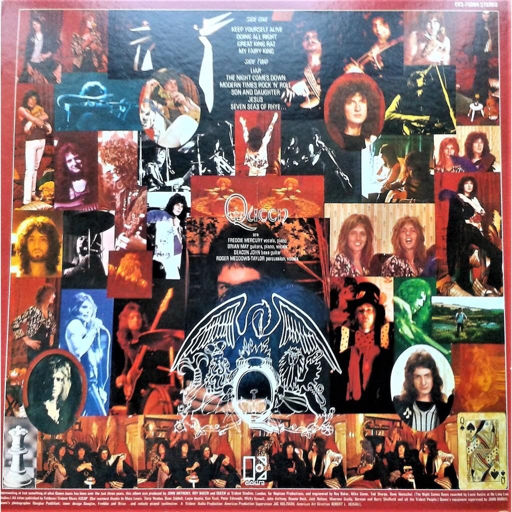 Queen 1st Album