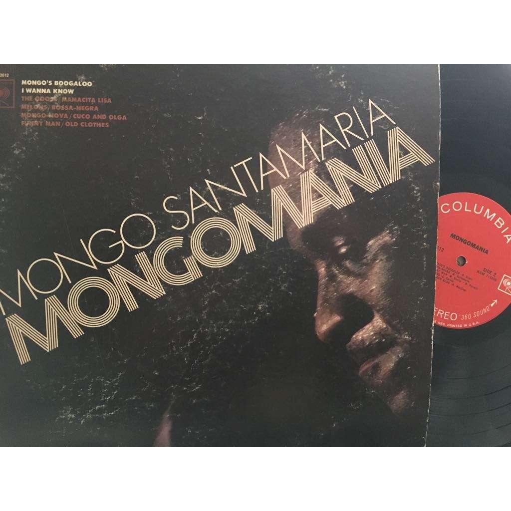 Mongo Santamaria Mongomania